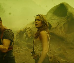 Kong Skull Island : Tom Hiddleston et Brie Larson sur une photo