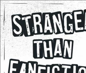 Chris Colfer (Glee) : la couverture de son livre Stranger than Fanfiction
