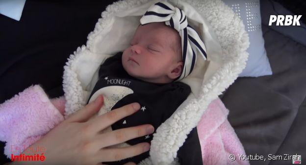 Julia Paredes maman : elle présente sa fille Luna