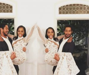 Alfred Enoch et Aja Naomi King (How to Get Away with Murder) très proches sur Instagram