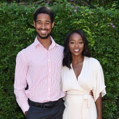 Alfred Enoch et Aja Naomi King (How to Get Away with Murder) en couple ? L'actrice sème le doute