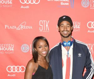 Alfred Enoch et Aja Naomi King (How to Get Away with Murder) en couple ?