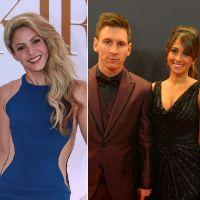 Shakira blacklistée du mariage de Lionel Messi à cause d'Antonella Roccuzzo ? 😖