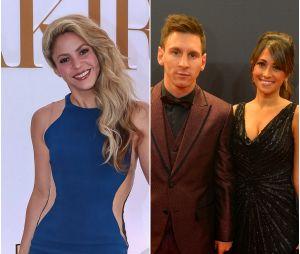 Shakira blacklistée du mariage de Lionel Messi à cause d'Antonella ?