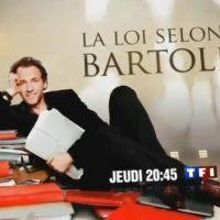 La loi selon Bartoli sur TF1 ce soir ... jeudi 25 mars 2010 ... bande annonce