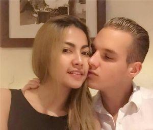 Maximilien Dienst (Top Chef 2017) et sa chérie Arin