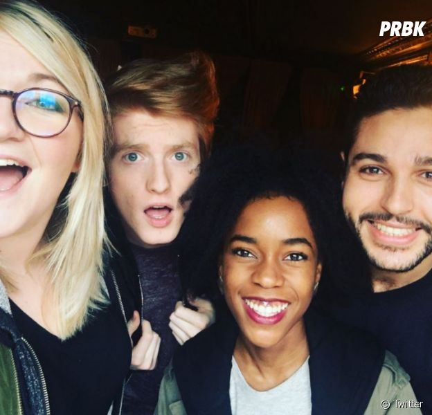 Cover Garden à Video City Paris 2017 : Lola Dubini, Elliott, Sidi Biggy et Inaya étaient en Facebook Live sur PRBK !