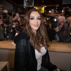 Nabilla Benattia : bain de foule gigantesque au salon du livre, la jeune femme très émue
