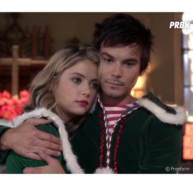 Pretty Little Liars saison 7 : un mariage à venir pour Hanna et Caleb ?