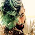 Zayn Malik voit la vie en vert.