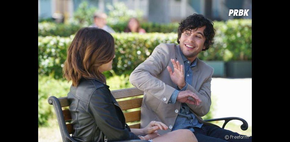 Pretty Little Liars saison 7 : Holden et Aria
