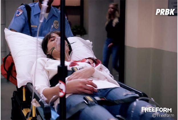 Pretty Little Liars saison 7 : Spencer hospitalisée dans la suite