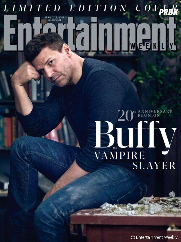 Buffy contre les vampires : les photos des retrouvailles
