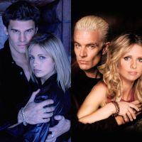 Buffy contre les vampires : team Angel ou team Spike ? Sarah Michelle Gellar choisit son camp !