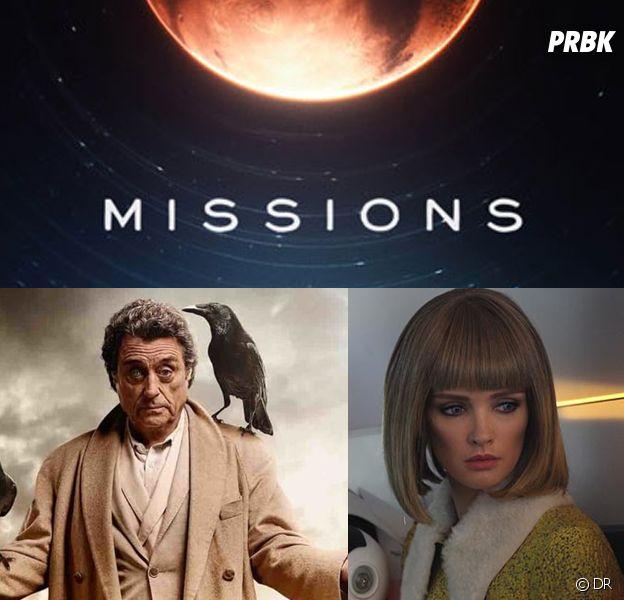 Missions, Better Than Us, American Gods... 6 séries qu'on a découvert à Séries Mania 2017