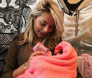 Nehuda maman : la chérie de Ricardo Pinto poste une photo de leur bébé et lui fait une belle déclaration !