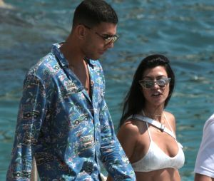 Kourtney Kardashian en couple avec Younes Bendjima : ils officialisent à Cannes !