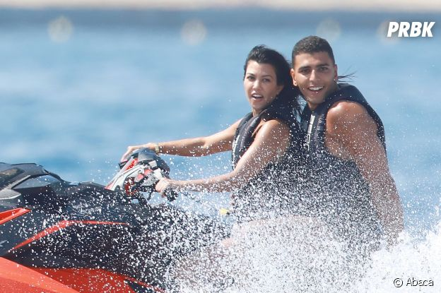 Kourtney Kardashian en couple avec Younes Bendjima : ils officialisent à Cannes !