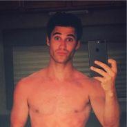 Darren Criss nu sur Instagram : l'ex star de Glee enflamme le web 🔥