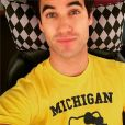 Darren Criss plus sexy que jamais sur Instagram