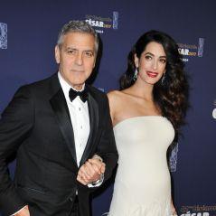 George Clooney papa : sa femme Amal a accouché de jumeaux, les prénoms déjà dévoilés