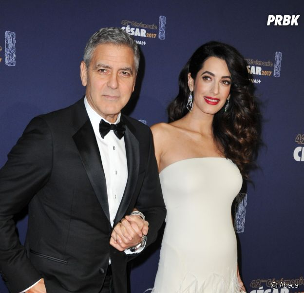 George Clooney et sa femme Amal sont devenus parents de jumeaux