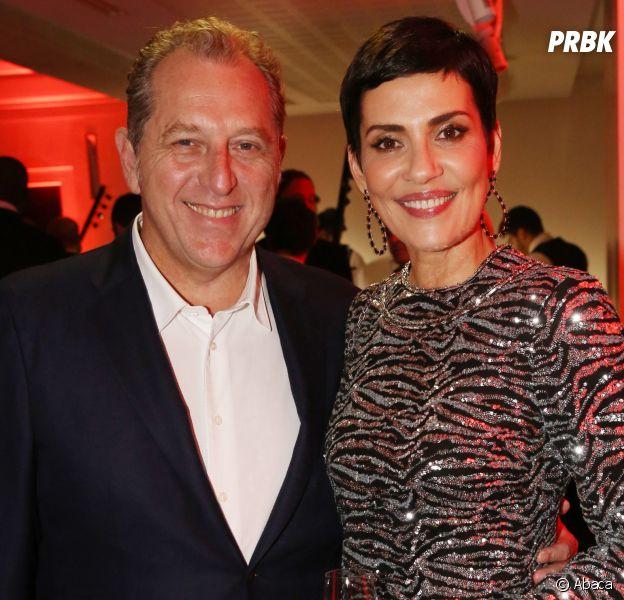 Cristina Cordula mariée à son compagnon Frédéric Cassin ? Des photos du mariage dévoilées !
