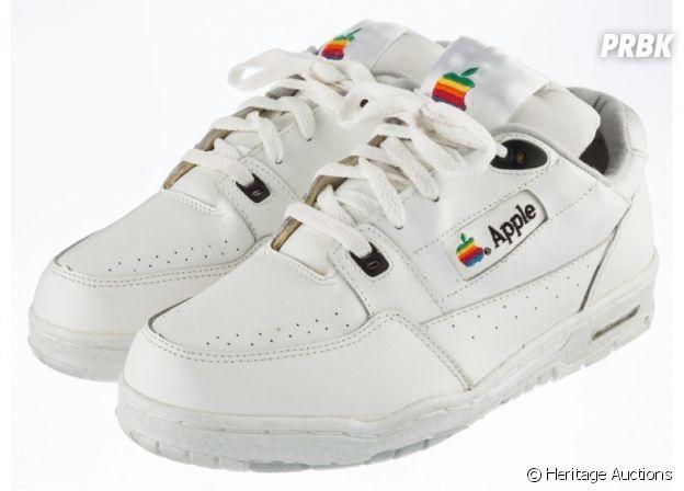 Apple : les sneakres collector des années 90