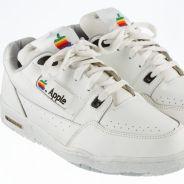 Pour s'offrir ces sneakers Apple retro collector, comptez minimum 15 000 dollars