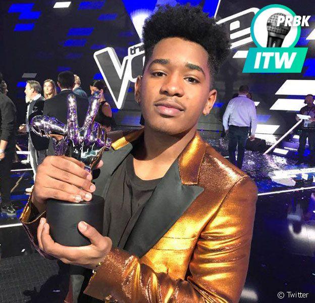 Lisandro Cuxi : le gagnant de The Voice 6 en interview sur PureBreak