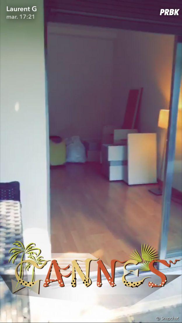 Jazz (La Villa des Coeurs Brisés 2) et Laurent s'installent ensemble à Cannes
