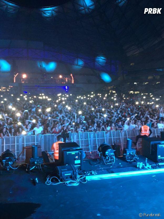 Summer Stadium Festival 2017 : le public en forme pour Dimitri Vegas & Like Mike