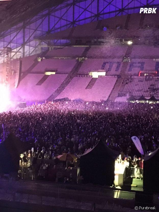 Summer Stadium Festival 2017 : plus de 50 000 personnes réunies à Marseille