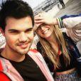Taylor Lautner et Billie Lourd se seraient séparés après huit mois de relation
