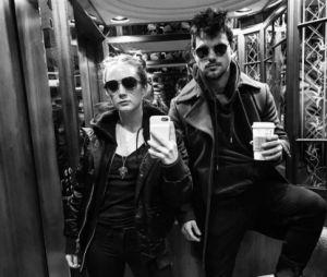 Taylor Lautner et Billie Lourd amis malgré la rupture ?