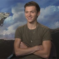 "Tom Holland (Spider-Man Homecoming) : ""J'ai peur des araignées"" (Interview)"