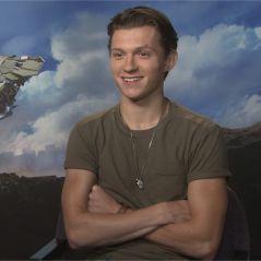"Tom Holland (Spider-Man Homecoming) : ""J'ai peur des araignées"" (Interview)"