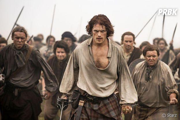 Outlander saison 3 : Jamie (Sam Heughan) part en guerre