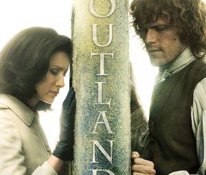 Outlander saison 3 : l'affiche avec Caitriona Balfe et Sam Heughan