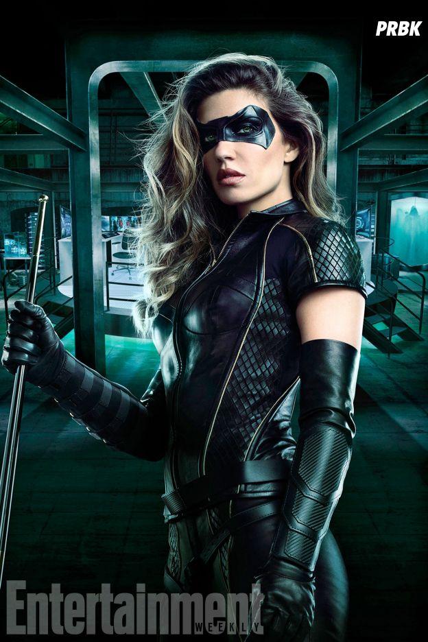 Arrow saison 6 : nouveau costume pour Black Canary, Black Siren pas contente
