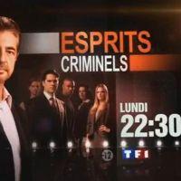Esprits Criminels sur TF1 ce soir ... lundi 3 mai 2010 ... bande annonce