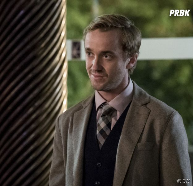 The Flash saison 4 : Tom Felton quitte la série