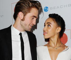Robert Pattinson parle de ses fiançailles avec FKA Twigs