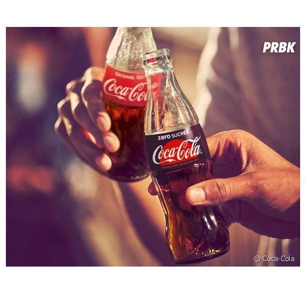 Coca-Cola : fini le Coca Zéro aux Etats-Unis, place au Coca-Cola Zéro sucres !