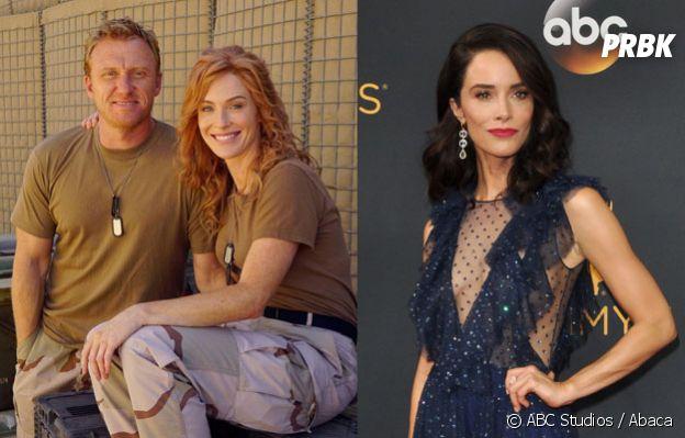 Grey's Anatomy saison 14 : Abigail Spencer remplace Bridget Regan dans le rôle de Megan Hunt