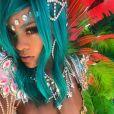 Rihanna sexy pour ses vacances à la Barbade en août 2017