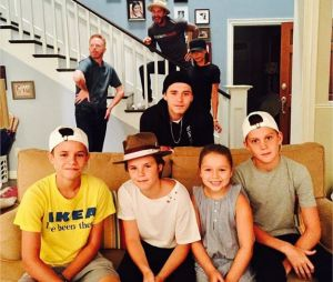 Modern Family saison 9 : David Beckham et sa famille débarquent sur les plateaux