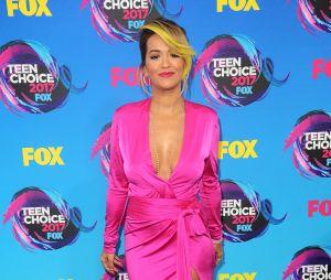 Rita Ora aux Teen Choice Awards le 13 août 2017
