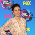 Paris Jackson aux Teen Choice Awards le 13 août 2017