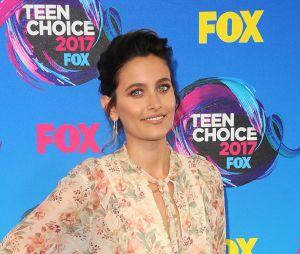 Paris Jackson aux Teen Choice Awards le 13 août 2017